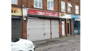 Primary Photo of Mid Terrace Retail Premises, 8 Harpsfield Broadway, Hatfield