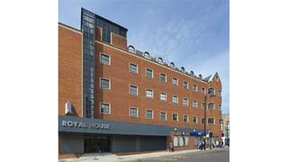 Primary Photo of Royal House - 1st, 2nd and 3rd Floors 1-4 High Street, Uxbridge Middlesex, UB8 1BP
