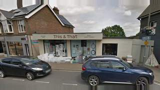 Primary Photo of Former This & that Premises, Croft Road, Crowborough, TN6 1DL