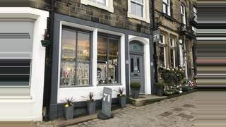 Primary Photo of 71 Main St, Haworth, Keighley BD22 8DF