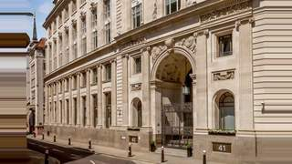Primary Photo of 41 Lothbury, London EC2R 7HG