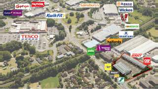 Primary Photo of Unit 5 Glenmore Trade Park Greenwich Way Andover Hampshire SP10 4DR