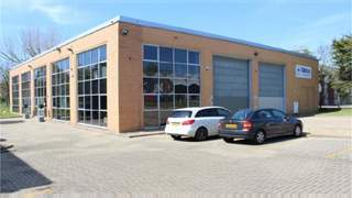 Primary Photo of Unit 1 Fiveways Business Centre., Aspen Way, Feltham, Middx, TW13 7AQ