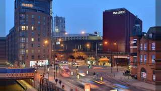 Primary Photo of First St, Manchester M15 4GU