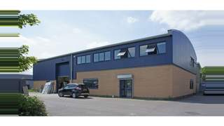 Primary Photo of The Alpha Building Star West, Westmead Industrial Estate, Swindon, Wiltshire, SN5 7SW
