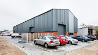 Primary Photo of Warehouse with Office Space, Harold Wood