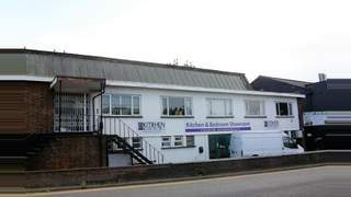 Primary Photo of Front Property Company House Stock Road Southend On Sea SS2 5QF
