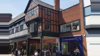 Primary Photo of 37 Foregate Street, Chester, CH1 1HD