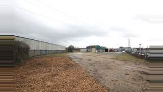 Primary Photo of Secure Open Storage Land with Workshop, Banbury Road, Nuffield Industrial Estate, Poole, Dorset, BH17 0GA