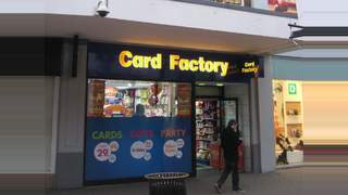 Primary Photo of Parade Shopping Centre 47 The Parade, Swindon Wiltshire, SN1 1BB