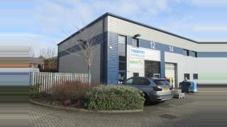 Primary Photo of Unit 12, The Centre Holywell Business Park, Northfield Road, Southam CV47 0FP