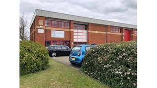 Primary Photo of High Quality Factory With 1st Floor Offices, Unit 28 Campus 5, Letchworth