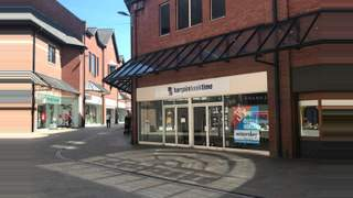 Primary Photo of Unit 24 Portland Walk Shopping Centre, Barrow in Furness