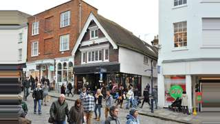 Primary Photo of 70 High St, Guildford GU1 3HE