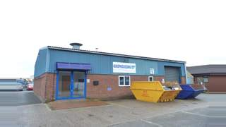 Primary Photo of Unit 5, Crown Business Park, Unit 5 Govan Road, Fenton ST4 2RS