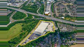 Primary Photo of Hawley Lane, Farnborough, Warehouse Build to Suit Opportunity