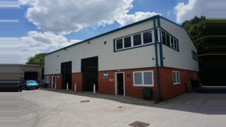 Primary Photo of Unit 10 & 11 Belbins Business Park