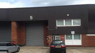 Primary Photo of 5, Barratt Way Industrial Estate, Barratt Way, Harrow, Greater London HA3 5TJ