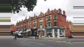 Primary Photo of 207 New Kings Road, Parsons Green, London, Parsons Green, SW6 4SR