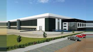 Primary Photo of Midlands Logistics Park, Design & Build, Geddington Road, Corby, NN18 6ET