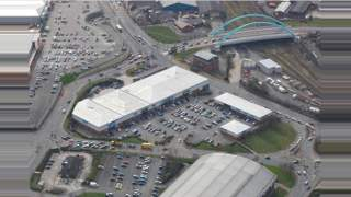 Primary Photo of Townsmoor Retail Park, Great Bolton St, Blackburn BB2 3PX