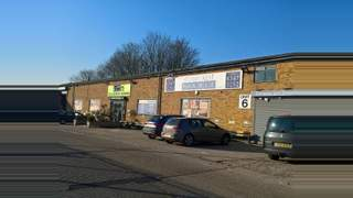 Primary Photo of Unit 6, Cranford Way Industrial Estate, Cranford Way, Hornsey, London, N8 9DG