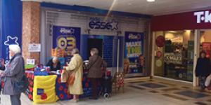 Primary Photo of U16 (Newly Created), The Royals Shopping Centre, ESSEX