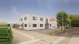 Primary Photo of Unit A Daneshill Central - Office Accommodation, Armstrong Road, Basingstoke, Hampshire, RG24 8NU
