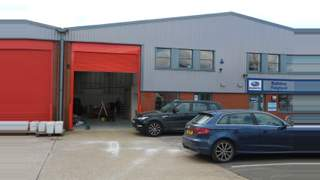 Primary Photo of Unit 9, Tavistock Industrial Estate, Ruscombe Lane, Twyford, Reading, Berkshire, RG10 9NJ