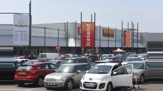 Primary Photo of Investments / Waterglade Retail Park, Clacton-on-Sea