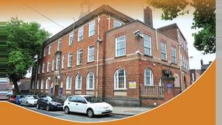 Primary Photo of Former Newcastle Police Station Merrial Street Newcastle Staffordshire