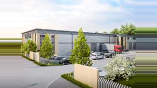 Primary Photo of Block A, Unit 1, Lincoln Road, Cressex Business Park, High Wycombe, Bucks, HP12 3RB