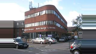 Primary Photo of Harrow Business Centre, 431 – 433 Pinner Road, North Harrow