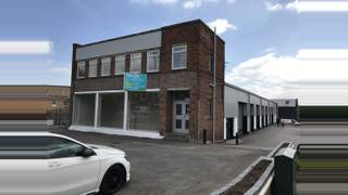 Primary Photo of Prominent Roadside Property – 700 sq m