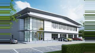 Primary Photo of Building 6200 & 6300, Cambridge Research Park, Cambridge Research Park, Beach Drive