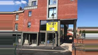 Primary Photo of Unit 2, St Matthews View, 14 High Street, Walsall, West Midlands, WS1 1QW
