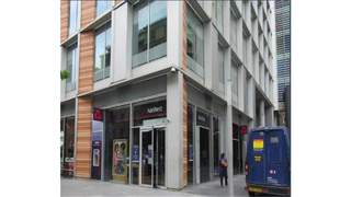 Primary Photo of NatWest - Former, 17-18 Bankside, Southwark, London, Greater London, SE1 0SW