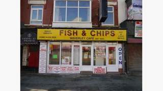 Primary Photo of Waverley Fish & Chip Shop & Cafe 3 Chapel Street, Blackpool, FY1