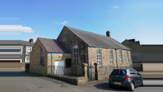 Primary Photo of Former New Life Church Hall, Blucher Street, Colne, BB8 0HQ