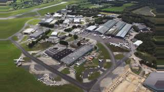 Primary Photo of Building 400, Aviation Business Park, Bournemouth International Airport, Christchurch BH23 6NW