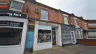 Primary Photo of 159 Clarendon Park Road, LEICESTER, Leicestershire, LE2 3AJ