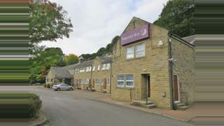 Primary Photo of Premier Inn Halifax South, Huddersfield Road, HALIFAX, West Yorkshire, HX3 0QT