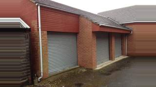 Primary Photo of Garages To The Rear Of, Bowman Street, Darlington, County Durham, DL3