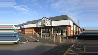 Primary Photo of Unit 4 Hindpool Retail Park, Hindpool Road, Barrow in Furness, LA14 2ND