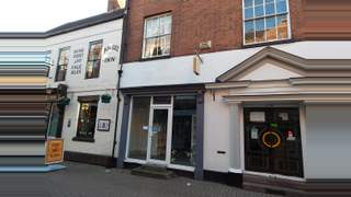 Primary Photo of 4 Market Street, Lichfield, WS13 6LH