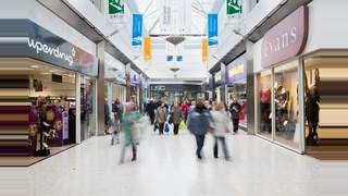 Primary Photo of Unit 30-31, St David's Arcade, Quadrant Shopping Centre, SA1 3QW