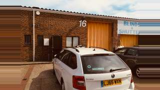 Primary Photo of Nonsuch Industrial Estate, Kiln Lane, Epsom KT17 1DH