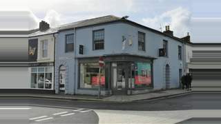Primary Photo of 1 Frances Street, Truro TR1 3DN