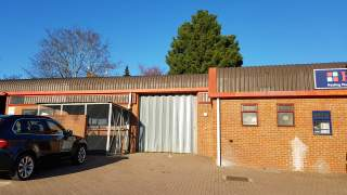 Primary Photo of Unit 2 Manor Park Industrial Estate, Wyndham Street, Aldershot, Hampshire GU12 4NZ
