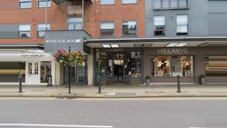 Primary Photo of 189 High Street, Guildford, Surrey, GU1 3AW